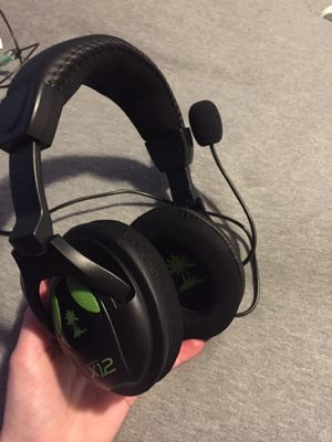 Xbox turtle beach headset for Sale in Evansville, IN