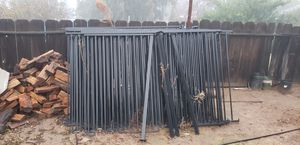Metal fence for Sale in Sanger, CA