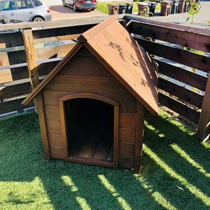 Large Wood Dog house for Sale in Dana Point, CA