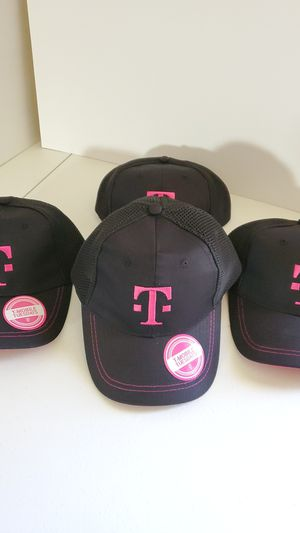 T-Mobile Hat black pink NEW for Sale in North Las Vegas, NV