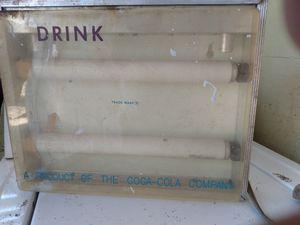 Old school Coca-Cola sign for Sale in San Bernardino, CA