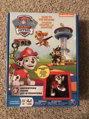 Paw Patrol Board Game for Sale in Windermere, FL