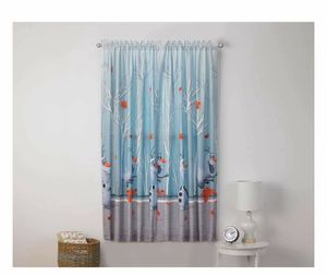 Frozen Olaf Curtains for Sale in Cartersville, GA