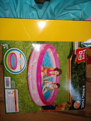 Inflatable paddle pool for Sale in Lakeside, AZ