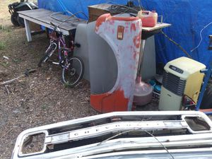 67-72 c10 parts & 1 new fender for square body. for Sale in Midlothian, VA