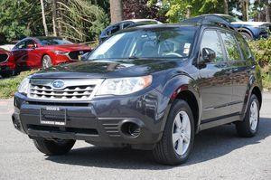 2011 Subaru Forester for Sale in Lynnwood, WA