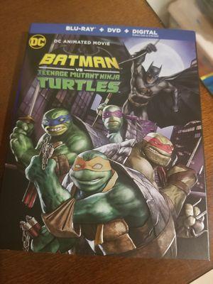 Batman vs. Teenage mutant ninja turtles for Sale in Culver City, CA