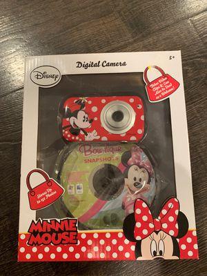Mini mouse digital camera for Sale in Whittier, CA
