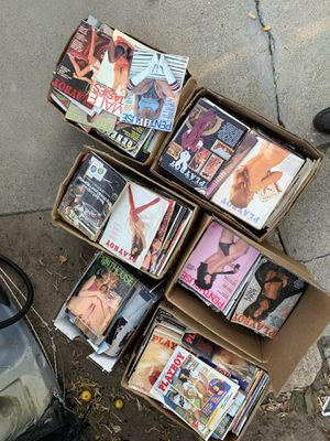 Vintage magazines 1960-70s for Sale in Whittier, CA