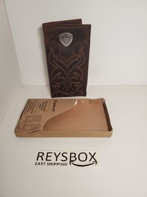 Ariat Rodeo Wallet/Checkbook Cover for Sale in Victorville, CA