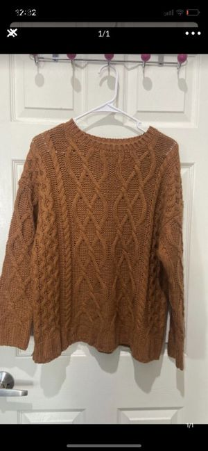 New sweater size large for Sale in Antioch, CA