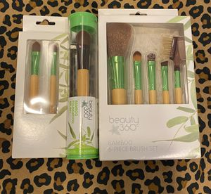 Makeup Brushes Beauty 360 3 sets of brushes for Sale in Los Angeles, CA