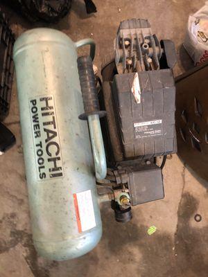 HITACHI air compressor for Sale in La Puente, CA