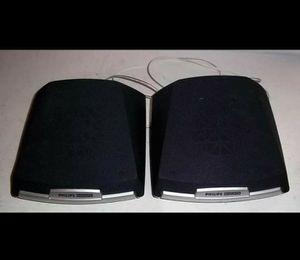 Phillips Magnavox Speakers set of 2 for Sale in Romulus, MI