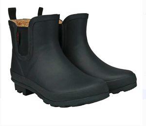 New- Chooka Ladies' Lined Rain Boot, Black, 9 for Sale in Mill Creek, WA