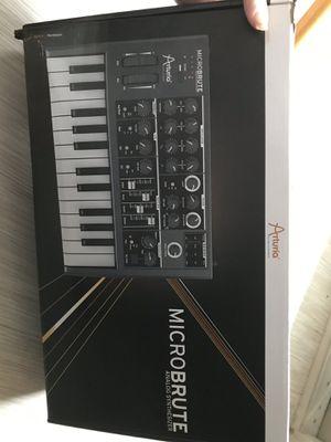 Arturia Microbrute Analog Synthesizer for Sale in Atlanta, GA