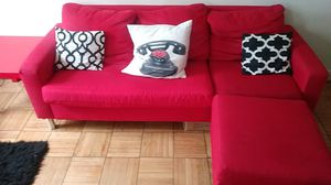 Red Couch for Sale in Arlington, VA