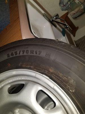 Michelin f150 tires for Sale in Riverside, CA