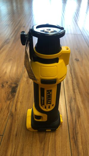 Dewalt DCS551 cordless cut-out tool 20 volt for Sale in Santa Clara, CA