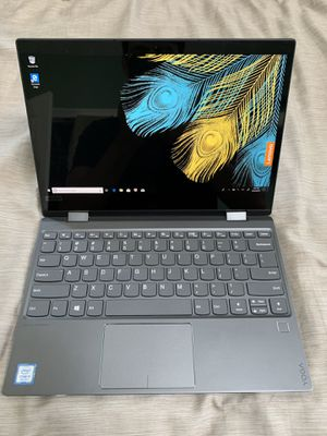 Lenovo Yoga 13 inch 2 in 1 laptop with core i5 and 8 gb of ram for Sale in Woodbridge Township, NJ