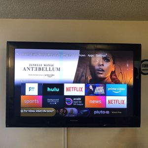 "Panasonic Plasma HDTV 58"" for Sale in Corona, CA"