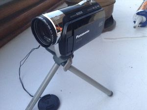 Panasonic Video Cam 70x Handheld SDR-26 for Sale in San Diego, CA