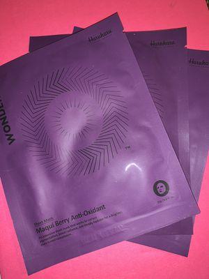 Face masks skin care for Sale in Phoenix, AZ