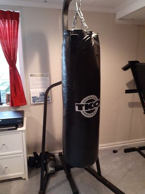 TKO punching bag for Sale in Lebanon, PA