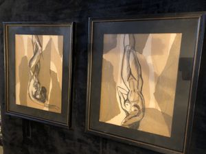 Charcoal Paintings for Sale in Raleigh, NC