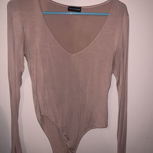 Nude Bodysuit / Size Small / Pretty Little Thing for Sale in Glendale, CA
