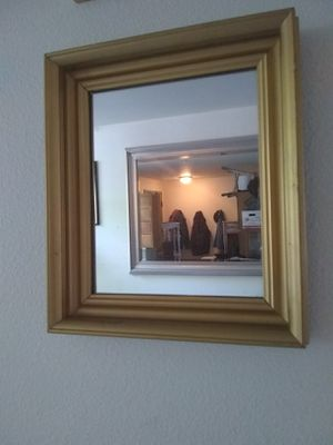 Small antique mirror for Sale in Portland, OR