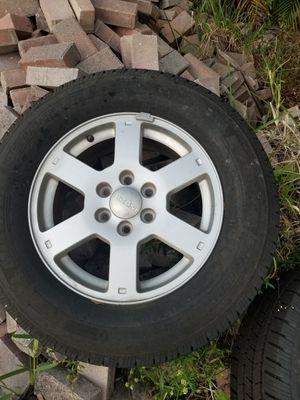 Michelin 245 65 17 for Sale in Jupiter, FL