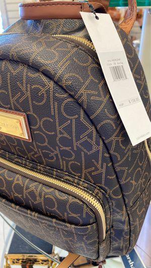 Calvin Klein backpack purse for Sale in Herriman, UT