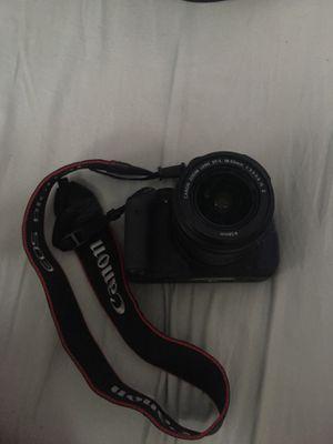 Canon EOS T3i dslr camera for Sale in Swampscott, MA