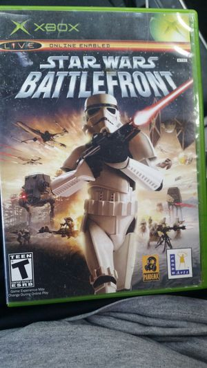 Star Wars Battle front Xbox for Sale in Tempe, AZ