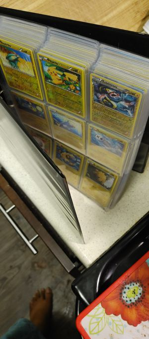 Pokemon collection for Sale in San Antonio, TX
