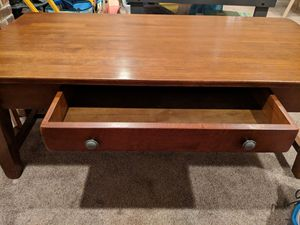 Matching Coffee Table & End Table for Sale in Arlington, VA