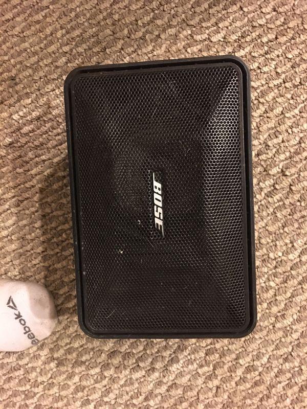 Bose speaker amazing sound