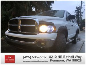 2005 Dodge Ram 1500 for Sale in Kenmore, WA