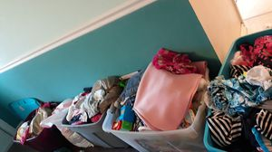 Lots of clothes and baby toys for Sale in Loxahatchee, FL