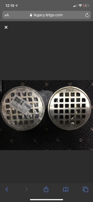 Type 6E – Josam Round strainer Floor Drain for Sale in Brooklyn, NY