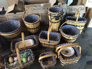 Longaberger minature baskets for Sale in Scottsdale, AZ