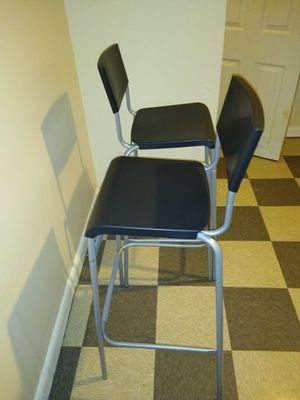 Black/grey high chairs for Sale in Philadelphia, PA