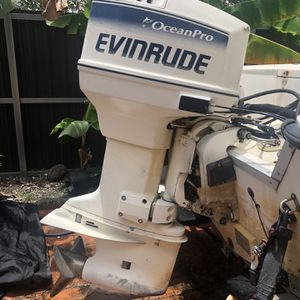 Evinrude 1996 Outboard Engine 115hp for Sale in Hialeah, FL