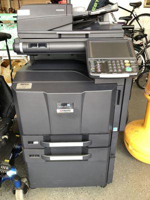 *Kyocera Taskalfa 3500i Mono A3 Network Printer Copier Scan 35PPM Laser Tabloid #15321-3 for Sale in Revere, MA