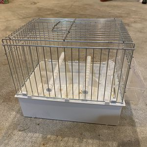 Mini Bird Cage For Transporting Birds Or Animals for Sale in Seattle, WA