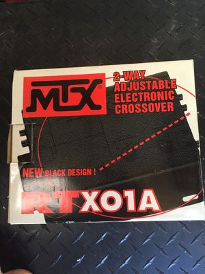 MTX CROSS OVER for Sale in Malden, MA