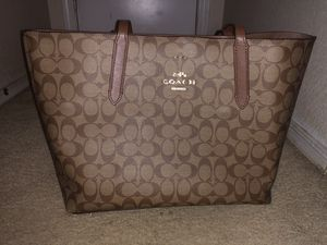 Coach Tote Bag for Sale in Phoenix, AZ