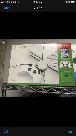 Brand New Xbox One 4K Bundle for Sale in Chula Vista, CA