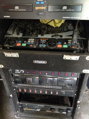 Dj equipment for Sale in Pomona, CA